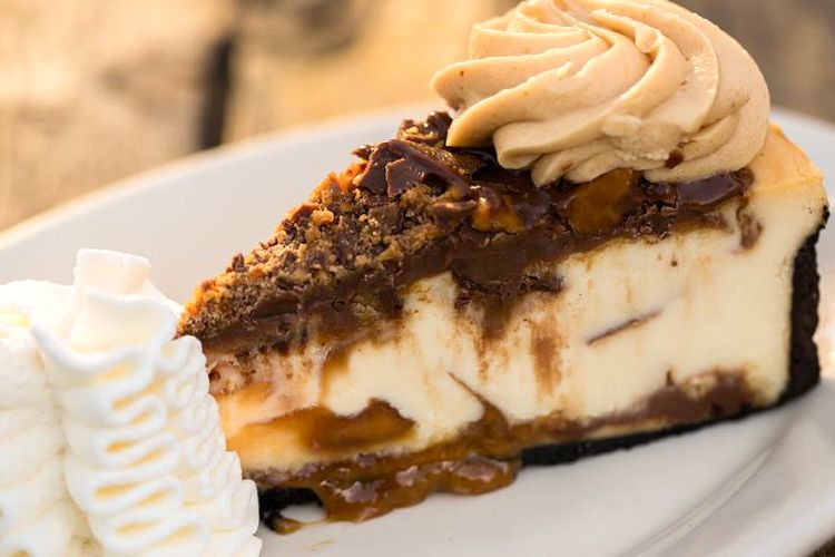 The Cheesecake Factory In Arcadia Sweet Deal